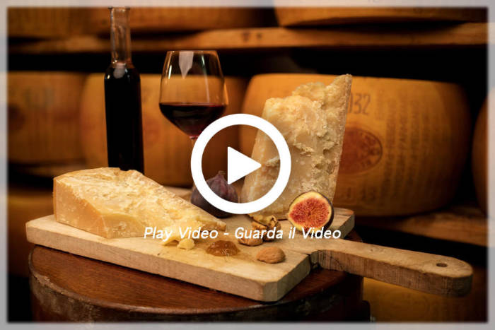 Video Storytelling Caseificio San Salvatore - Parmigiano Reggiano